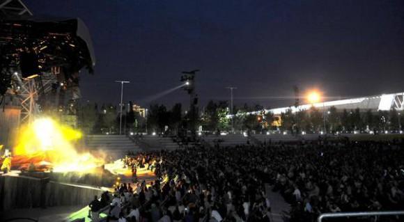 "Expo: show ""Alla vita!"" by Cirque du Soleil"